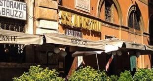 رستوران abruzzi رم