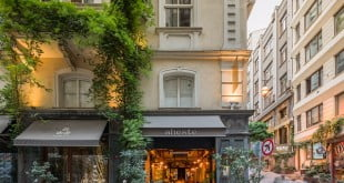 رستوران aheste restaurant gala استانبول