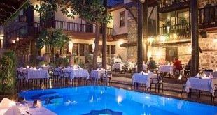 رستوران آلپ پاسا آنتالیا