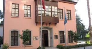 خانه موزه آتاتورک آنتالیا