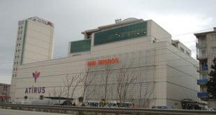 مرکز خرید آتیروس استانبول