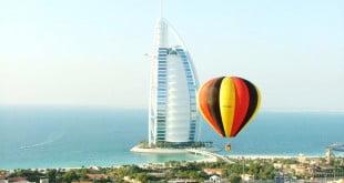 بالن سواری در دبی