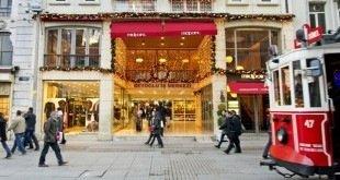 مرکز خرید بی اوغلو ایش استانبول