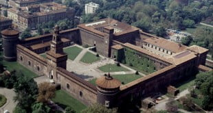 قلعه اسفورزا میلان
