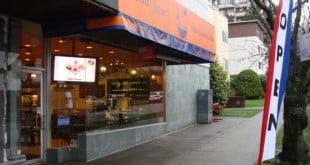 رستوران دریا ونکوور