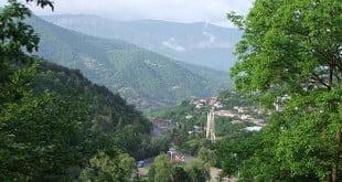 پارک دلیجان ارمنستان