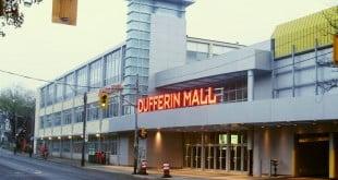 مرکز خرید dufferin mall تورنتو