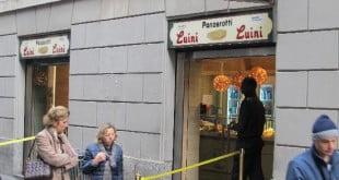 رستوران luini panzerotti میلان