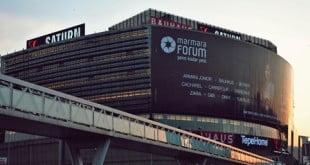 مرکز خرید مارمارا فروم استانبول