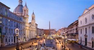 piazza navona رم
