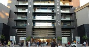 مرکز خرید پارکو لئوناردو روم
