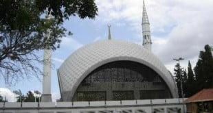 مسجد شاکرین استانبول