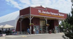 st jacobs farmers market تورنتو