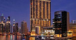 تفریحگاه ساحلی دبی - The Address Dubai Marina   یزدان گشت