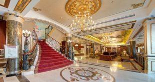 هتل رویال آسکات دبی - Royal Ascot Hotel | یزدان گشت سفیران