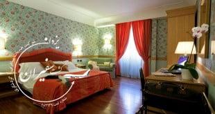 هتل دیانا روف گاردن رم ایتالیا Diana Roof Garden | یزدان گشت