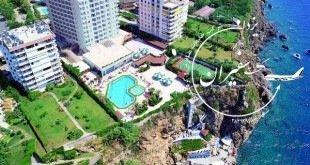 هتل آنتالیا آدنیس Antalya Adonis Hotel Turkey   گشت سفیران