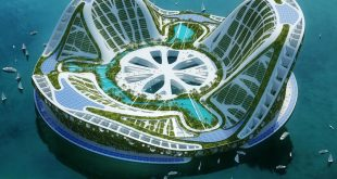 شهر شناور دبی