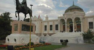 موزه فرهنگ شناسی آنکارا
