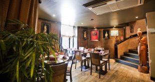 رستوران پردیس تایلند