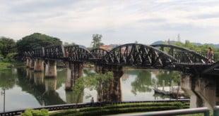 رودخانه کوای بانکوک تایلند