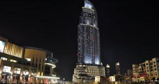 هتل مرکز شهر دبی امارات-The Address, Downtown Dubai| یزدان گشت