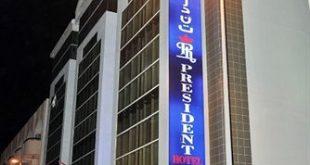 هتل پرزیدنت دبی - President Hotel - 88537418 | یزدان گشت سفیران