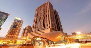 هتل آپارتمان یازسات گلریا دبی - Yassat Gloria Hotel Apartments