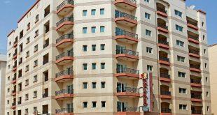 هتل آپارتمان رز گاردن دبی - Rose Garden Hotel Apartments