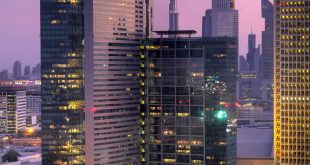 هتل آپارتمان جمیرا لیوینگ ورد دبی - Jumeirah Living World
