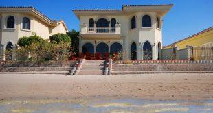 هتل گاردن ویلا دبی-Palm Jumeirah Garden Villa | یزدان گشت سفیران