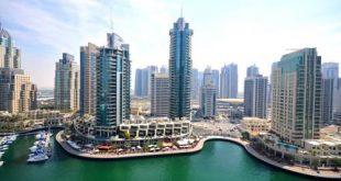 هتل آپارتمان دابای مارینا -Dubai Apartments Dubai Marina 1906