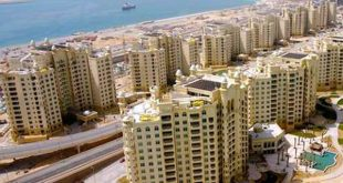 هتل آپارتمان لاکچری پالم جمیرا-Apartments Luxury Palm Jumeirah