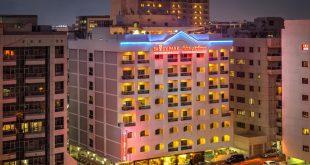 هتل آپارتمان ساوی پارک دبی-Savoy Park Hotel Apartments