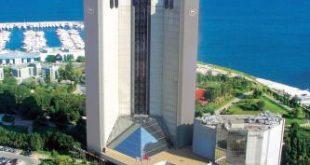 هتل شرایتون آتاکوی استانبول,Sheraton Istanbul Atakoy Hotel,هتل شرایتون آتاکوی,مشخصات هتل شرایتون آتاکوی,اطلاعات هتل شرایتون آتاکوی استانبول
