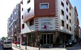 هتل کودیکای زومروت,هتل کودیکای زومروت استانبول,هتل کودیکای زومروت ترکیه,مشخصات هتل کودیکای زومروت استانبول,درباره هتل کودیکای زومروت
