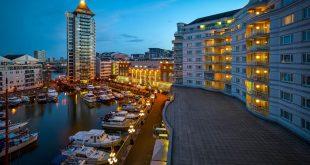 هتل چلسی هاربور لندن,هتل چلسی هاربور,هتل چلسی هاربور انگلیس,The Chelsea Harbour Hotel,چلسی هاربور لندن,رزرو هتل چلسی هاربور
