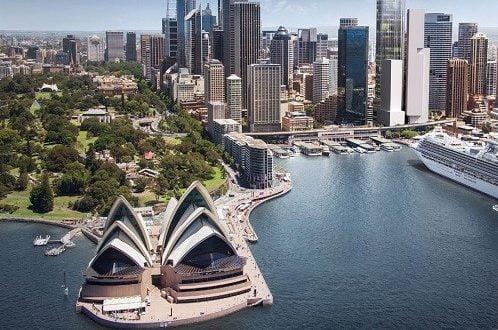 اسکله مدور استرالیا,اسکله مدور سیدنی,درباره اسکله مدور,درباره اسکله مدور استرالیا,درباره اسکله مدور سیدنی,آدرس اسکله مدور سیدنی