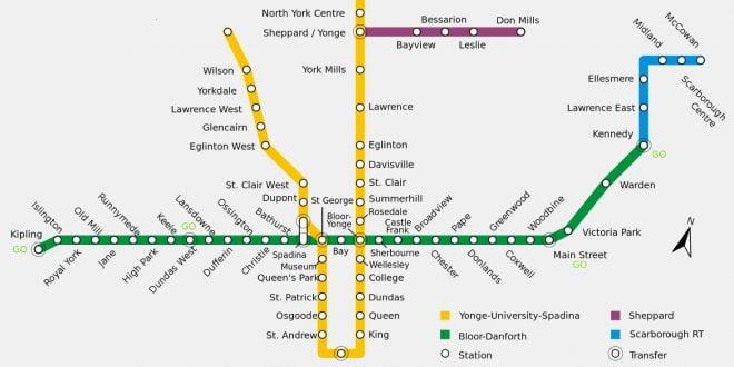 حمل و نقل کانادا,سیستم حمل و نقل کانادا,درباره حمل و نقل کانادا,مترو کانادا,تاکسی کانادا,اتوبوس های کانادا,قیمت مترو کانادا