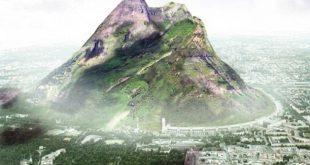 کوه مصنوعی دبی,دیدنی های مصنوعی دبی,کوه دبی,دبی کوه مصنوعی,مکان های دیدنی دبی,دیدنی های دبی,مراکز تفریحی دبی