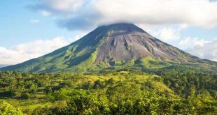 آتشفشان آرنال کاستاریکا,آتشفشان در پارک ملی آرنال,درباره آتشفشان آرنال کاستاریکا,جاذبه های آتشفشان آرنال کاستاریکا