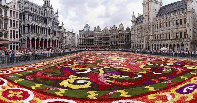 بروکسل ، بلژیک,درباره بروکسل در بلژیک,دیدنی های بروکسل,جاذبه های گردشگری در بلژیک,سفر به بروکسل بلژیک,مناطق دیدنی بلژیک