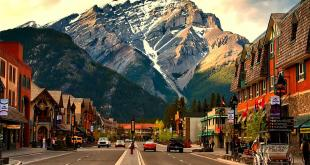 پارک ملی بنف,پارک ملی بنف کانادا,پارک بنف در کانادا,دیدنی های امریکا,جاذبه های گردشگری در کانادا,سفر به کانادا