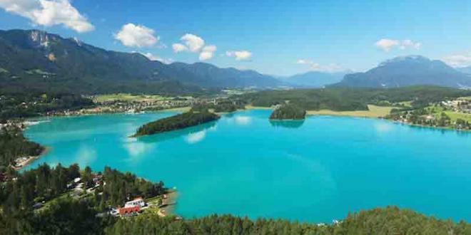 دریاچه های اتریش,طبیعت اتریش,جلذبه های طبیغت اتریش,جاذبه های گردشگری اتریش,مناطق دیدنی اتریش,گردشگری در اتریش