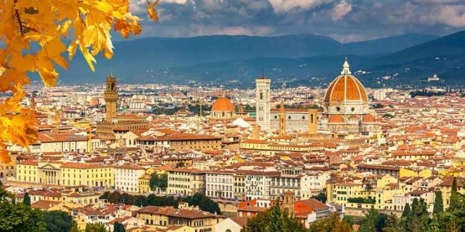 زمان مناسب برای سفر به فلورانس,سفر به فلورانس,دیدنی های فلورانس,جاذبه های گردشگری فلورانس,دیدنی های طبیعی فلورانس