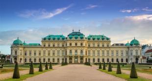 کاخ های بلودر,کاخ بلودر در اتریش,ساختمان های تاریخی اتریش,سفر به اتریش,جاذبه های تاریخی اتریش,دیدنی های تاریخی اتریش
