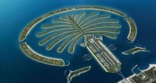 جزیره نخل مانند در دبی,جزیره نخل دبی,جزیره های دبی,جزیره های مصنوعی دبی,جزیره های طبیعی دبی,دیدنی های دبی,دبی