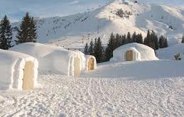 روستای ایگلو,روستای یخی ایگلو در اتریش,دیدنی های روستا ایگلو,دیدنی های اتریش,اخذ ویزا اتریش,اخذ ویزا شینگن