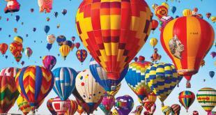 جشنواره بالون,جشنواره بالون در امریکا,جشنواره های جالب و دیدنی امریکا,جشن بالون ها در امریکا,دیدنی های امریکا