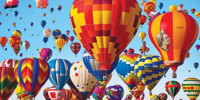 جشنواره بالون,جشنواره بالون در امریکا,جشنواره های جالب و دیدنی امریکا,جشن بالون ها در امریکا,دیدنی های امریکا,فستیوال های آمریکا